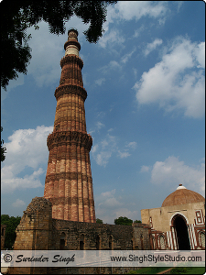 Qutab Minar, Delhi Travel Photography, India