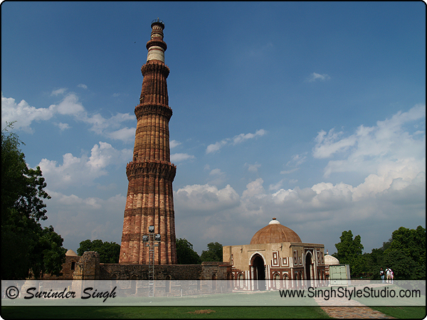 Qutab Minar, Travel Photography, India