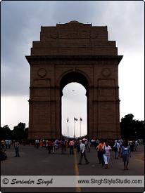 India Gate, New Delhi Travel Photography, India