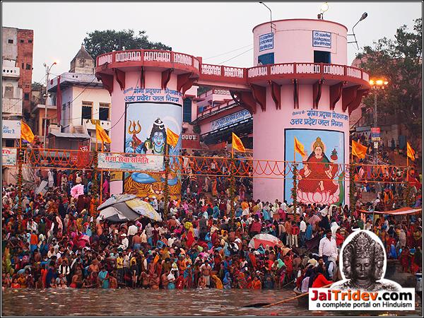 Varanasi / Benaras / Banaras / Kashi, Uttar Pradesh, India.